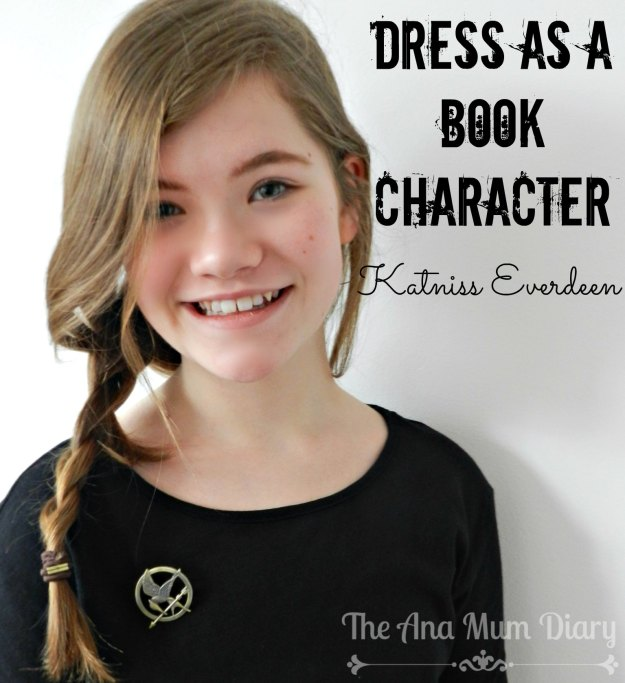 Dress as a book Character, Katniss Everdeen