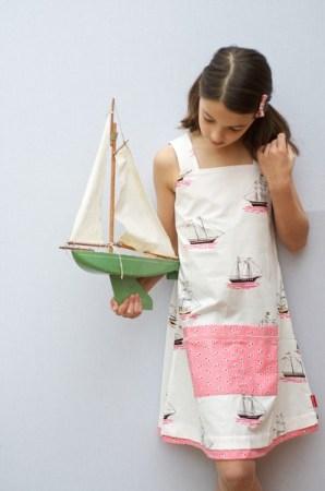 I love Bread and Jam Plain Sailing