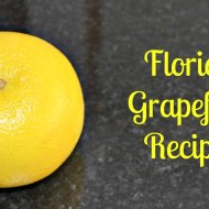 Cooking With Grapefruit #2 Florida Grapefruit and Seabass Ceviche Tacos