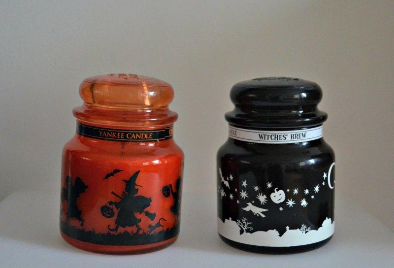 Halloween Candle, Yankee Candle