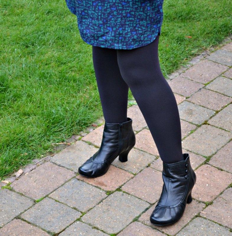 Hotter Shoes Nigella Boots
