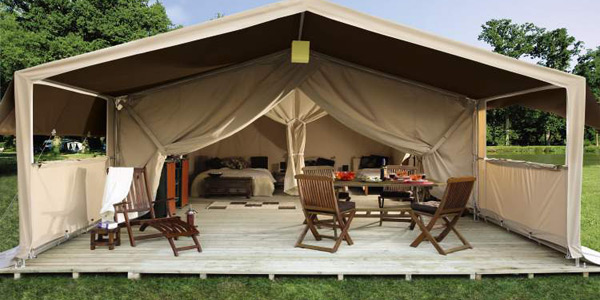safari tent euro camp