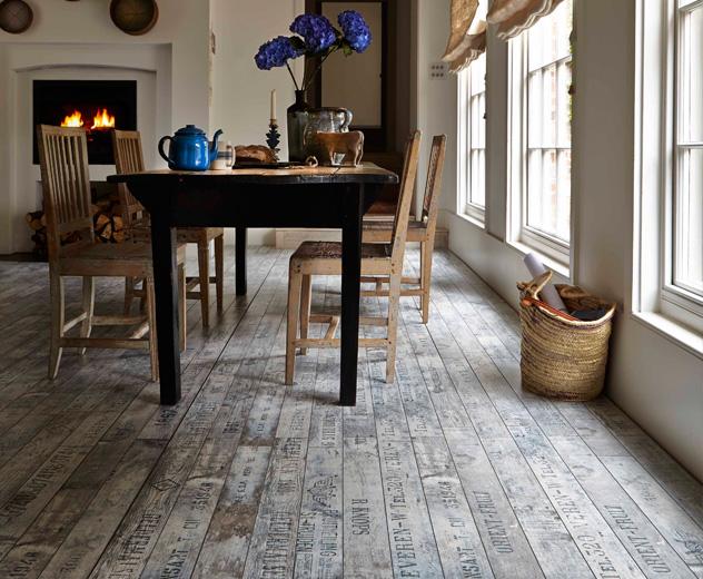 Laminate Flooring A Modern, Unusual Laminate Flooring