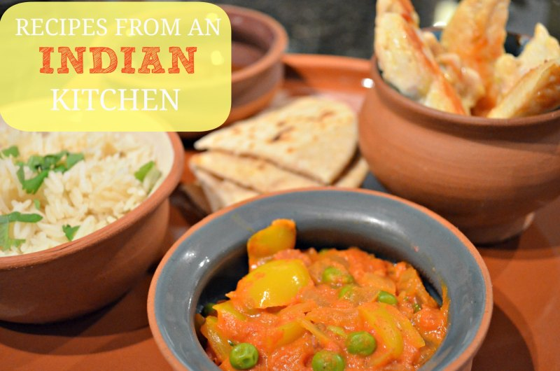Indian Recipe book review