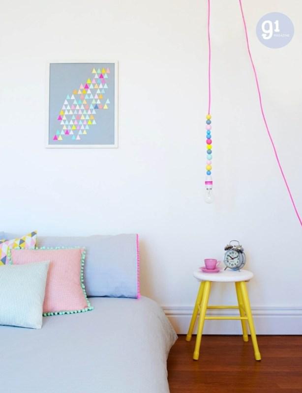 Pastel bedlinene ideas, modern and fresh