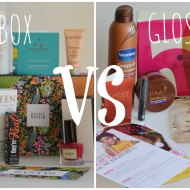 I Love Mondays : Birchbox VS Glossybox (May 2014)