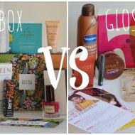I Love Mondays : Birchbox VS Glossybox (May 2014)