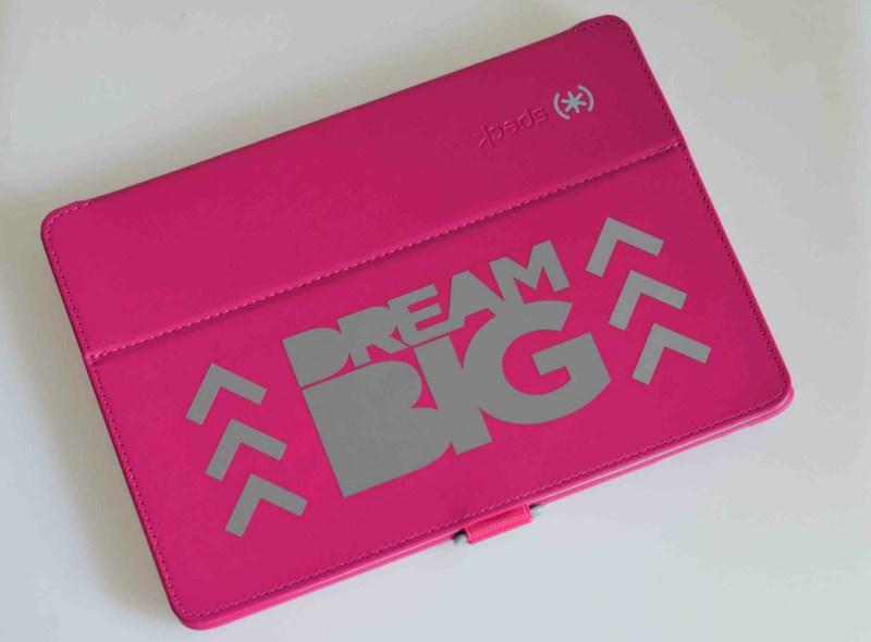 DIY personalise your iPad