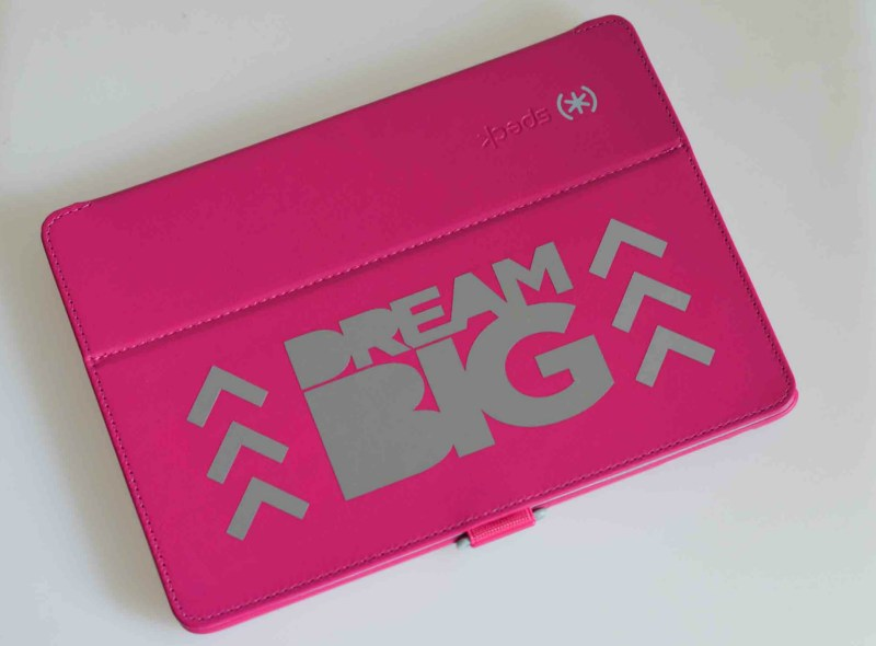 DIY personalise your iPad