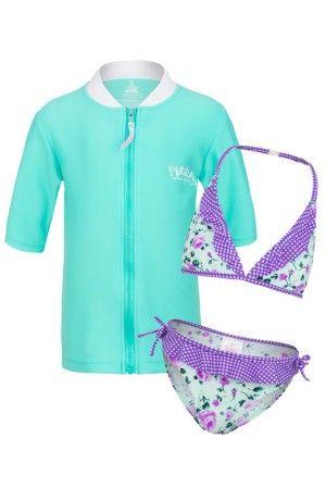 Platypus Bikini and UV Jacket
