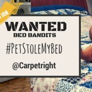 Win £500 To Spend Towards a Bed With Carpetright
