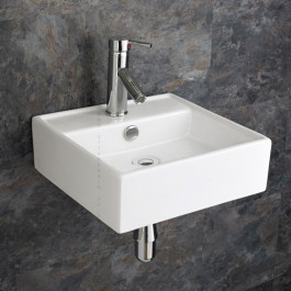 wall mounted basin from Click basin