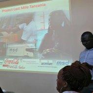 Tanzania : Coca-Cola and Project Last Mile