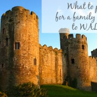 What to pack for a trip in beautiful Wales #PackForWales