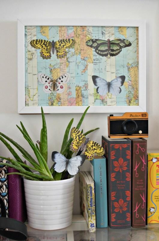 Cricut Explore Air wall art print and cut