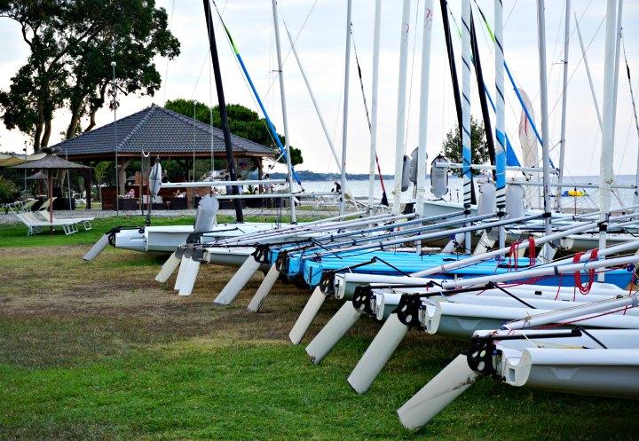 Mark Warner sail boats