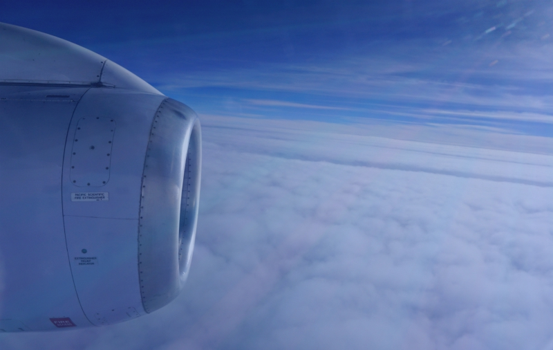 Plane Sky, Journey