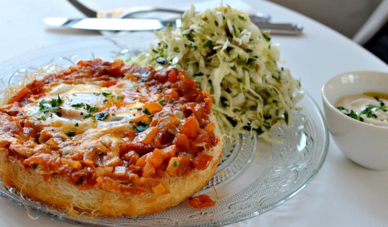 Dish from Noga Knaffe