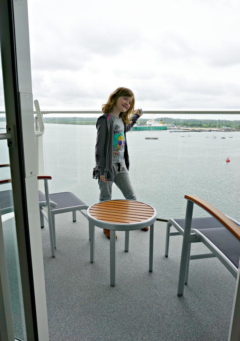 harmony of the seas balcony