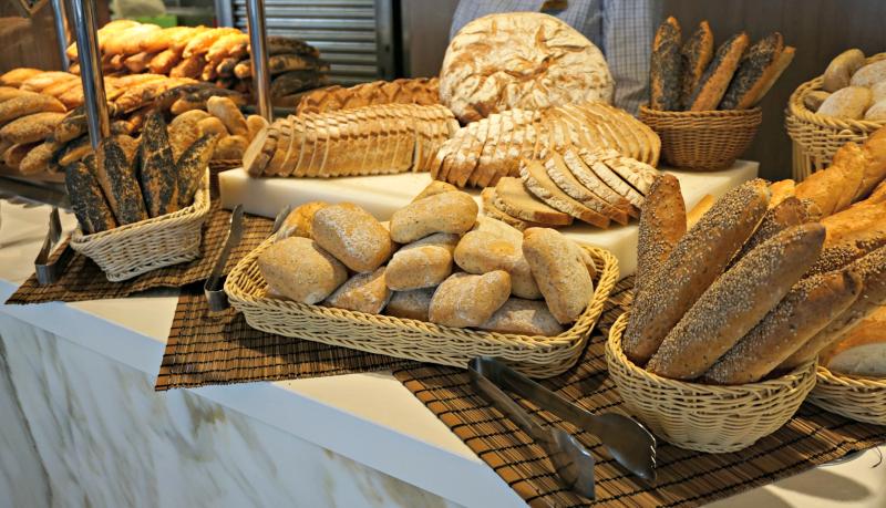 harmony of the seas bread