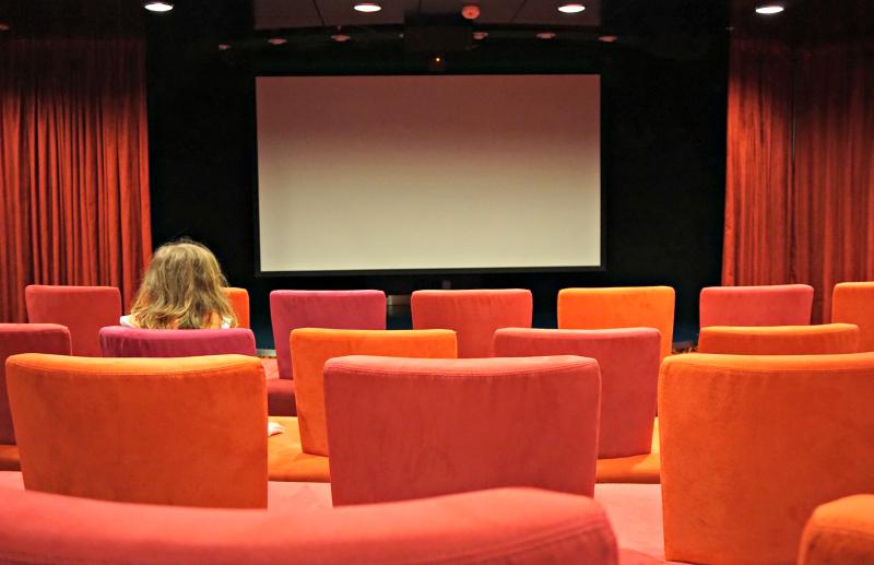 harmony of the seas cinema