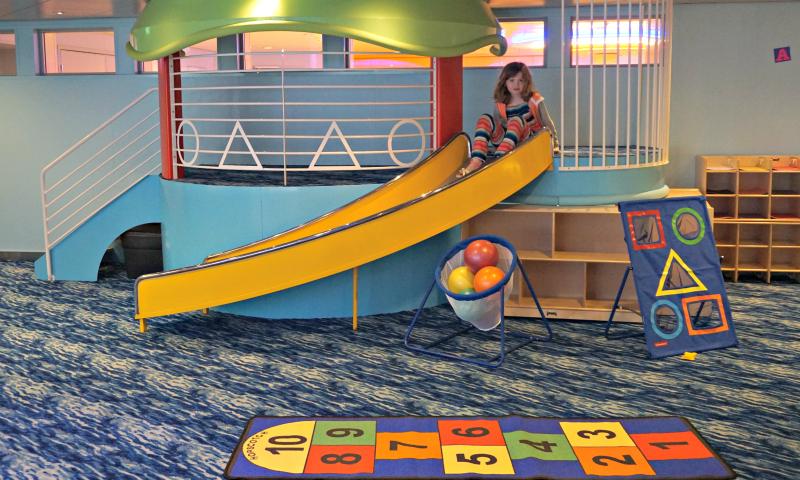 harmony of the seas kids clubs