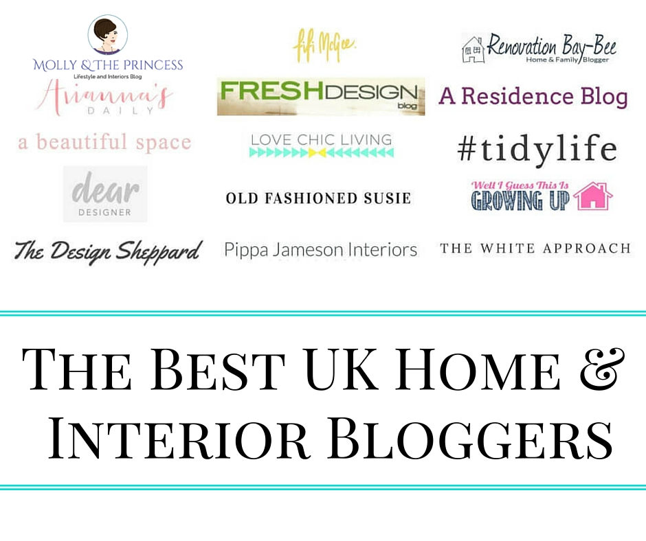 The Best Uk Home Interior Bloggers The Ana Mum Diary