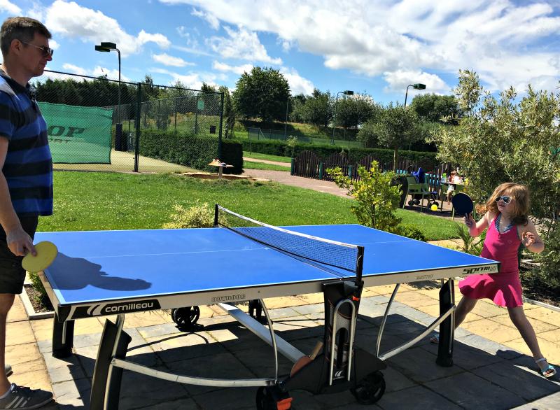 table tennis david llyod