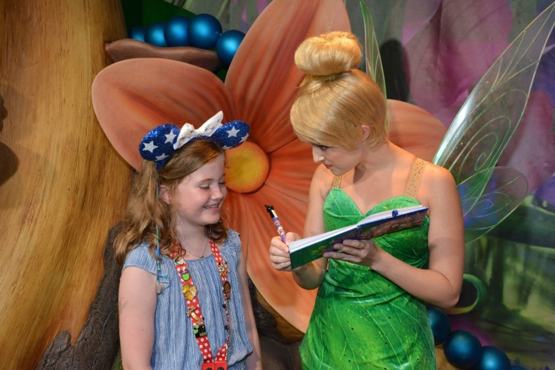Autograph hunting WDW