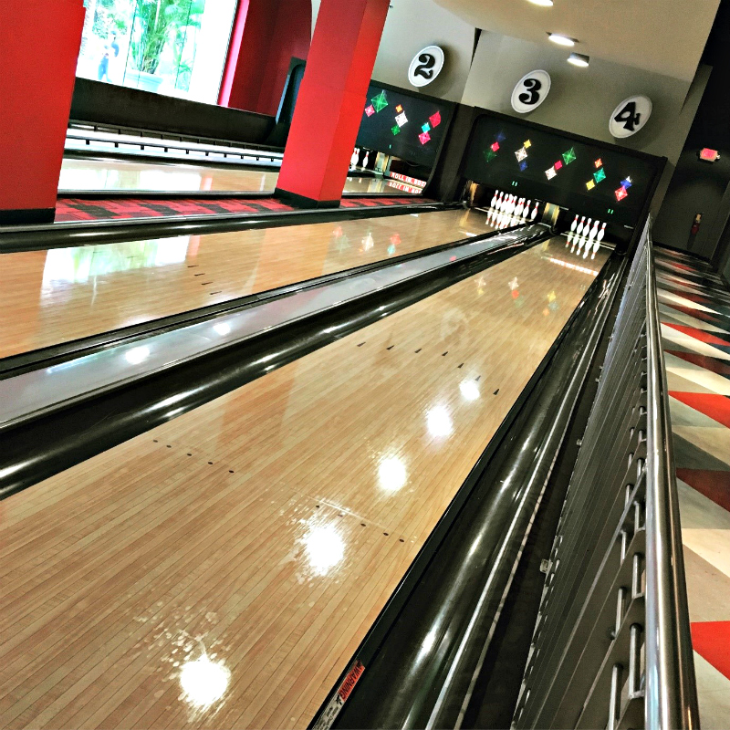 bowling DS 6