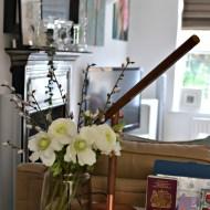 Home Inspiration : Where I Blog