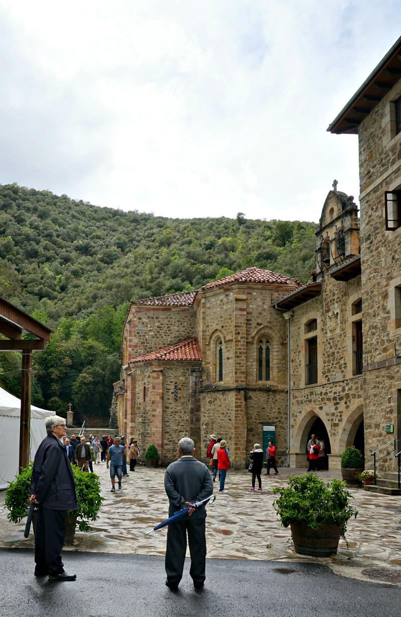 Monasterio de Sto.Toribo.
