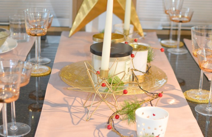Finishing Touches : My Dining Table This Christmas