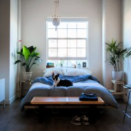 Freeing up space in your bedroom