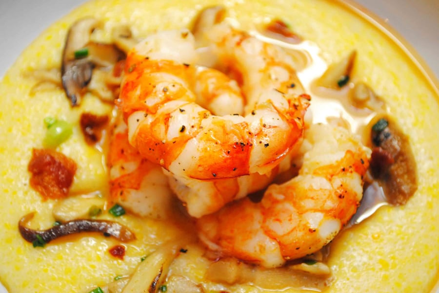 Classic Southern Shrimp & Grits