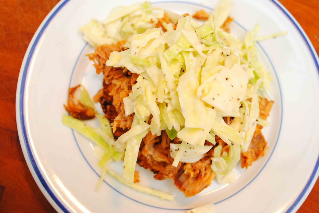 Simple & Fresh Pulled Pork