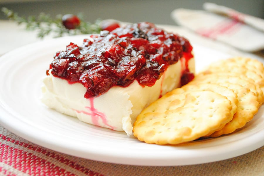 Cranberry Pepper Jelly