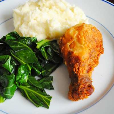 The Best Buttermilk Fried Chicken