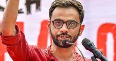 Delhi Court sends Umar Khalid to judicial custody till Oct 22 in UAPA case