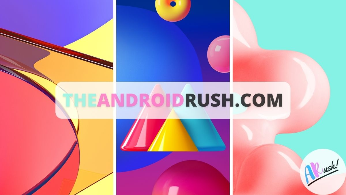 Download Samsung Galaxy M02s Stock Wallpapers In FHD+ - The Android Rush