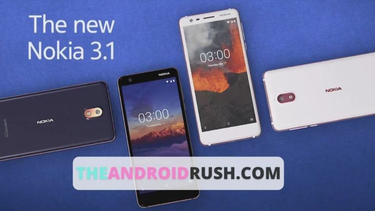 okia 3.1 January 2021 Update Released - The Android Rush