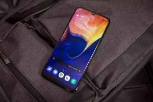 Samsung Galaxy A50 - The Android Rush