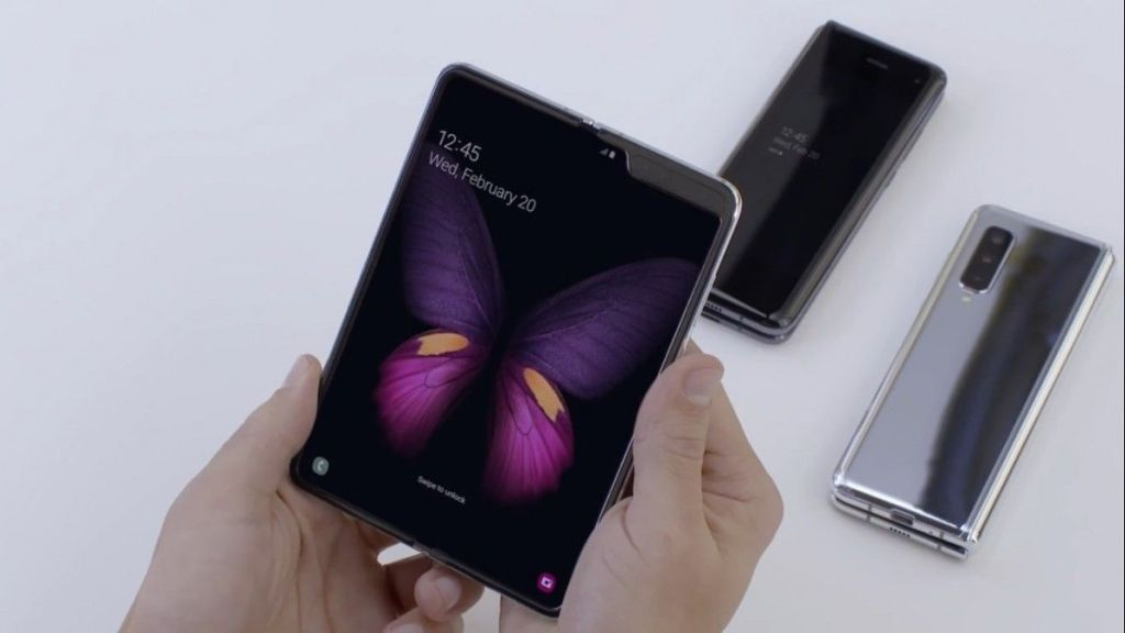 Samsung Galaxy Fold April 2021 Security Update - The Android Rush