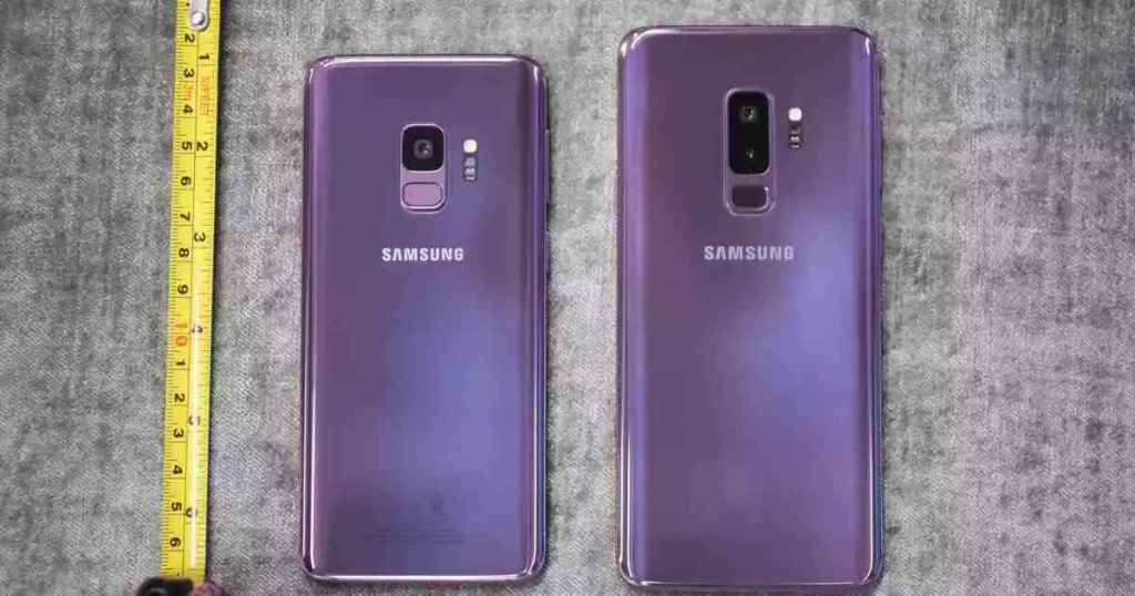 Samsung Galaxy S9 Series April 2021 Security Update - The Android Rush