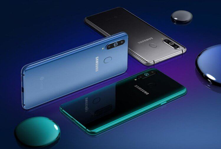 Samsung Galaxy A40 April 2021 Security Update Released in France - The Android Rush
