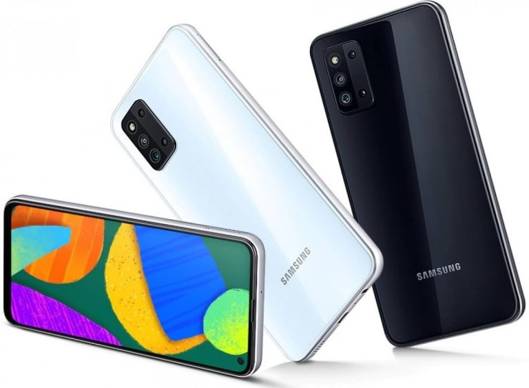 Download Samsung Galaxy F52 5G Stock Wallpapers In FHD+