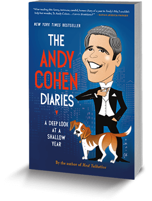 The Andy Cohen Diaries A Deep Look At A Shallow Year Excerpt