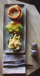 Burger inside small JPEG