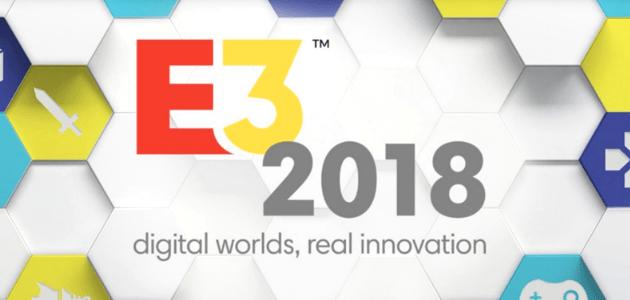 Résumé de l'E3 2018