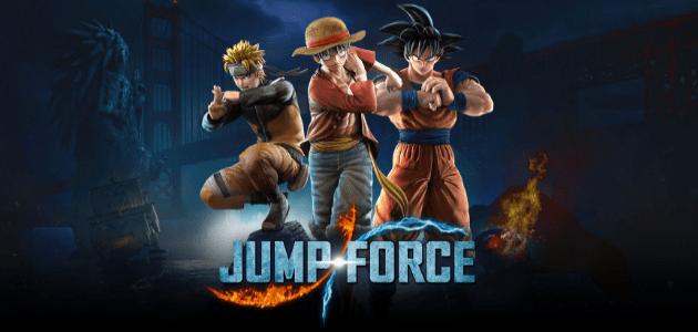 Test : Jump Force